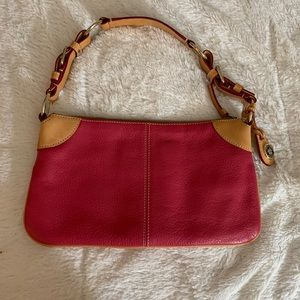 VGT Dooney & Bourke All Weather Leather 2 Purse